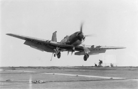 Prototypes and trials, HMS Illustrious | Naval Air History