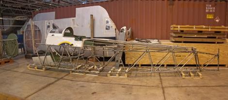 Fairey Swordfish NF389